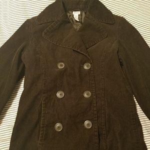 Bass corduroy jacket brown sz small